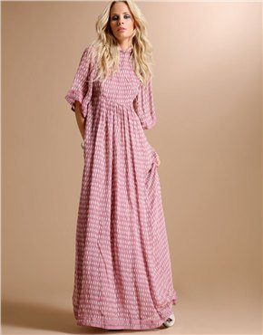 True love of the day: 70s maxi dress | Cirque de Mode
